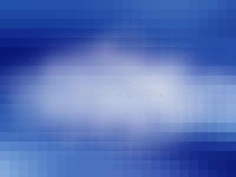 Ανοικτό μπλε υπόβαθρο, αφηρημένο σχέδιο, αναδρομικό grunge απεικόνιση αποθεμάτων