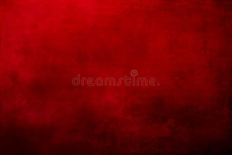ανοιχτό μαγικό κόκκινο Χριστουγέννων ανασκόπησης ελεύθερη απεικόνιση δικαιώματος
