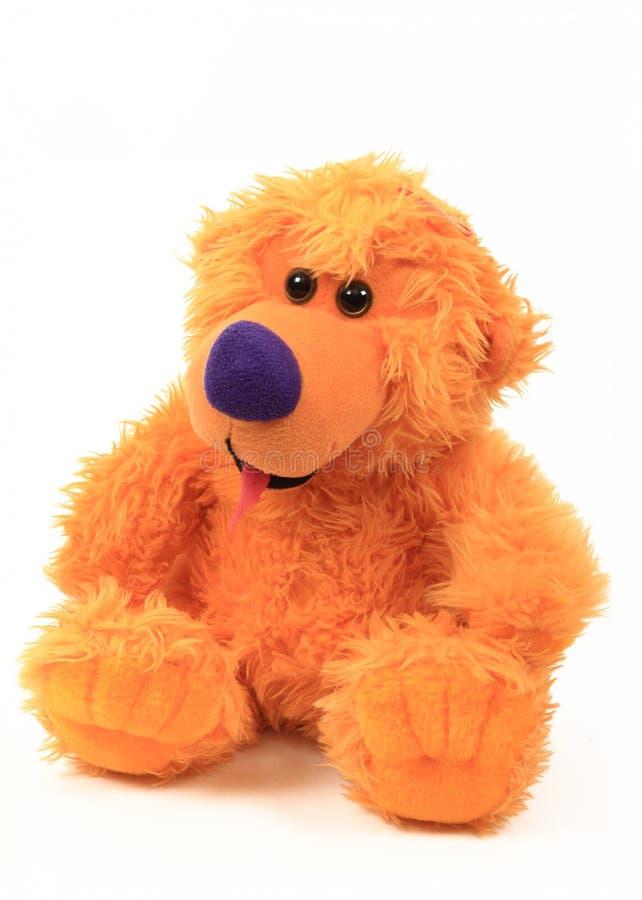 αντέξτε τα teddy παιχνίδια στοκ φωτογραφία με δικαίωμα ελεύθερης χρήσης