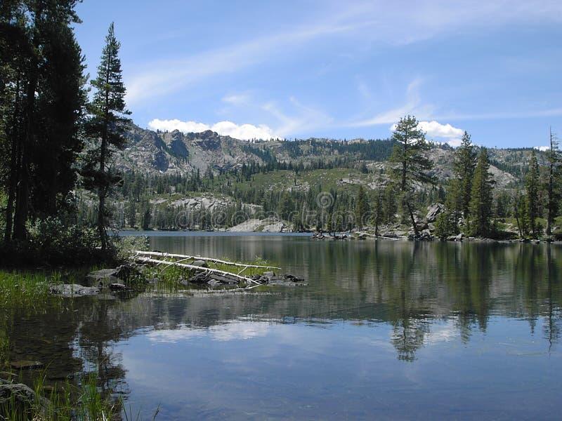 αντέξτε τη λίμνη Στοκ εικόνα με δικαίωμα ελεύθερης χρήσης