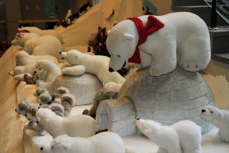 αντέξτε το μουσείο teddy στοκ εικόνες με δικαίωμα ελεύθερης χρήσης