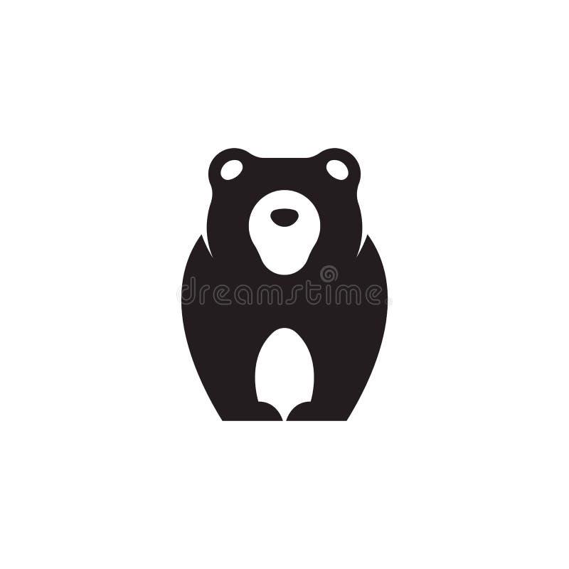 Αντέξτε το πρότυπο λογότυπων Αντέξτε το πρότυπο λογότυπων για την επιχείρησή σας διανυσματική απεικόνιση
