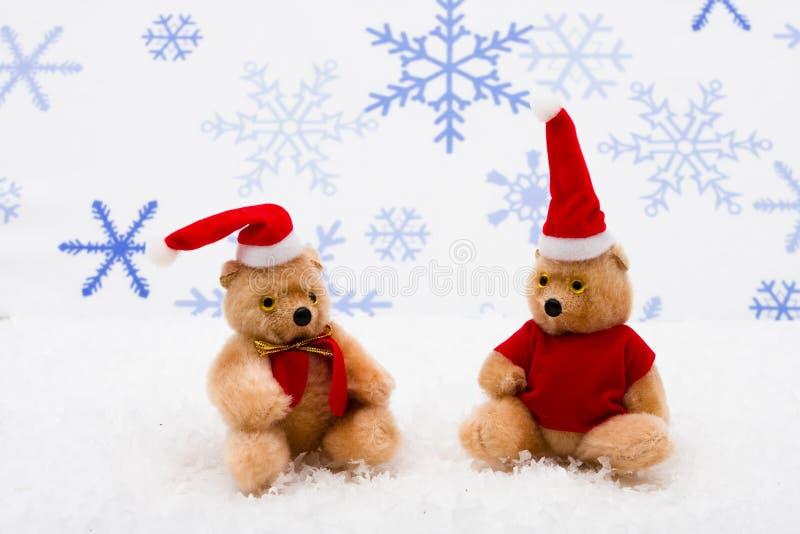 αντέχει τα Χριστούγεννα στοκ εικόνες με δικαίωμα ελεύθερης χρήσης