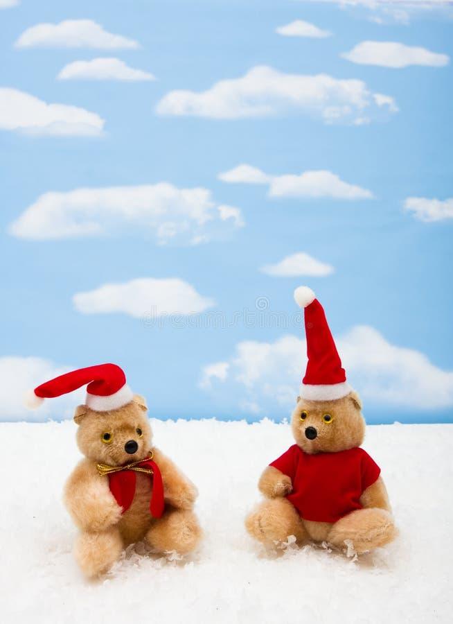 αντέχει τα Χριστούγεννα στοκ φωτογραφίες