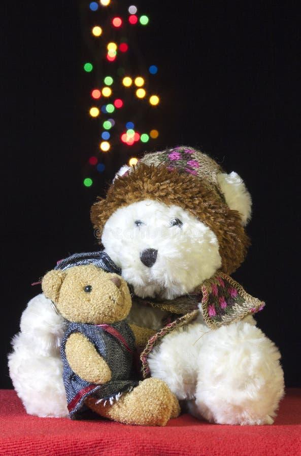 αντέχει χαριτωμένο teddy στοκ φωτογραφία