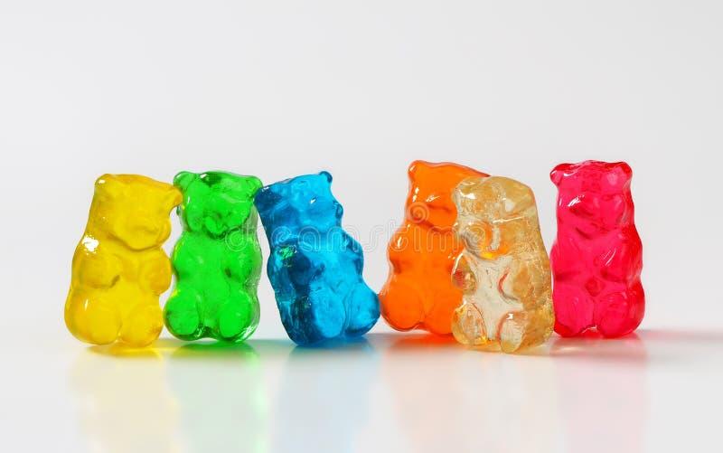 αντέχει gummy στοκ εικόνες με δικαίωμα ελεύθερης χρήσης