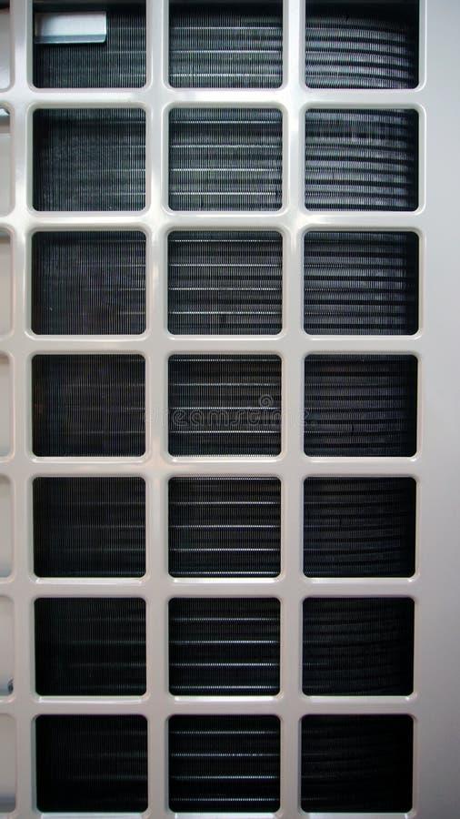 Ανταλλάκτης θερμότητας αργιλίου στοκ εικόνα με δικαίωμα ελεύθερης χρήσης