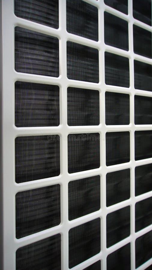 Ανταλλάκτης θερμότητας αργιλίου στοκ εικόνες