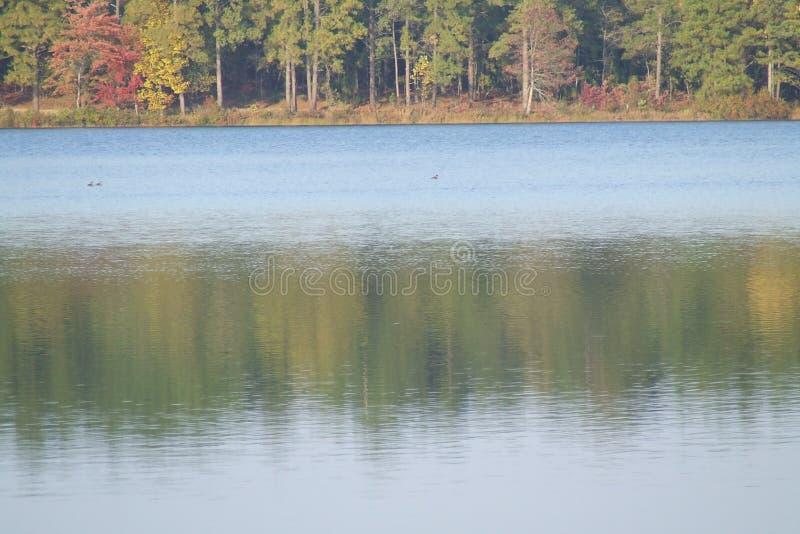 Αντανάκλαση στο νερό στοκ εικόνες
