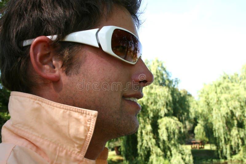 αντανάκλαση sunglass στοκ φωτογραφίες