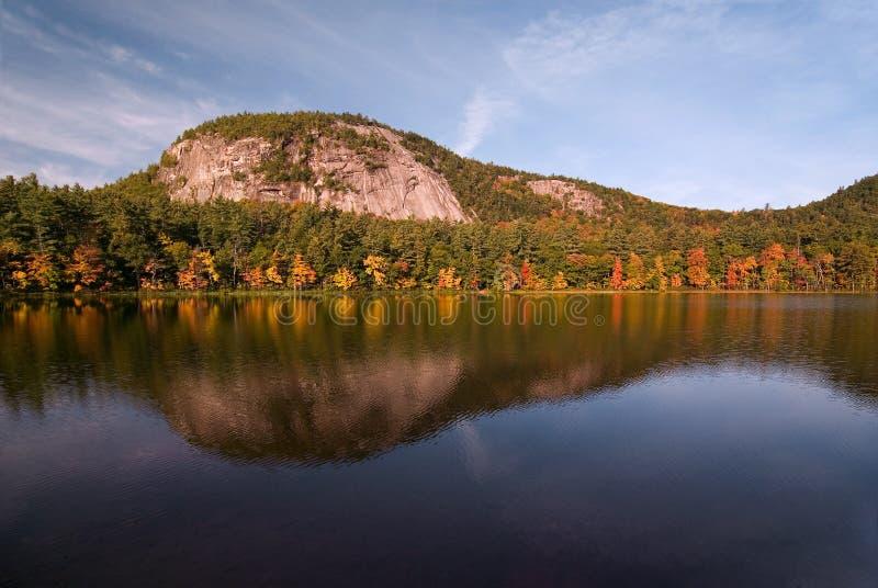 αντανακλάσεις λιμνών ηχού& στοκ φωτογραφίες