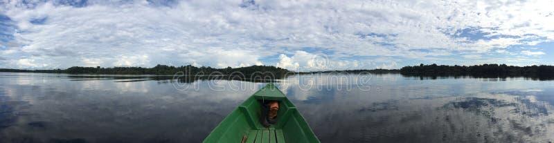 Αντανακλάσεις του Αμαζονίου στοκ εικόνες