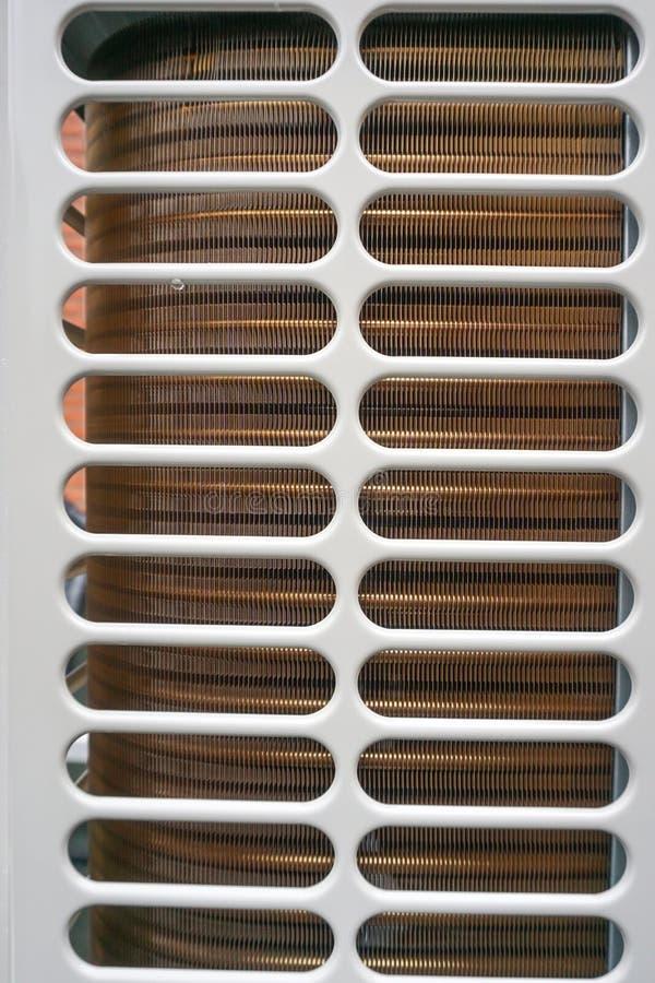 Ανταλλάκτης θερμότητας στοκ φωτογραφία με δικαίωμα ελεύθερης χρήσης