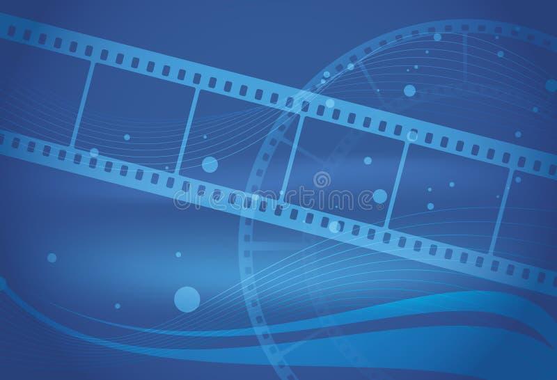 Αντικείμενα κινηματογράφων ελεύθερη απεικόνιση δικαιώματος