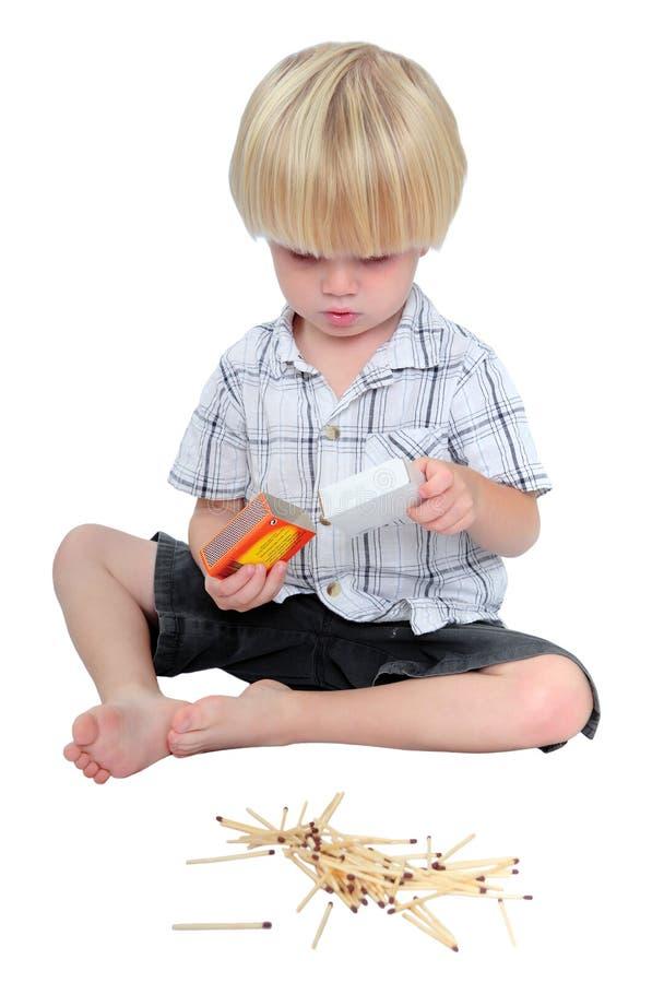 αντιστοιχίες αγοριών ανασκόπησης που παίζουν τις λευκές νεολαίες στοκ εικόνες