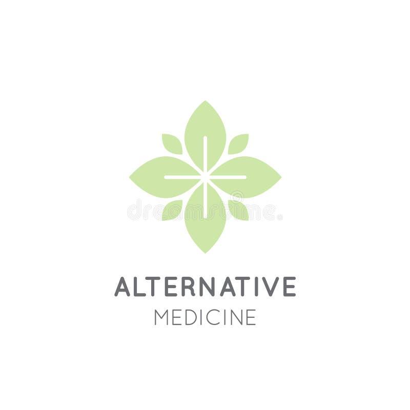 Αντι-γήρανση, Wellness, Ayurveda, κινεζική ιατρική απεικόνιση αποθεμάτων