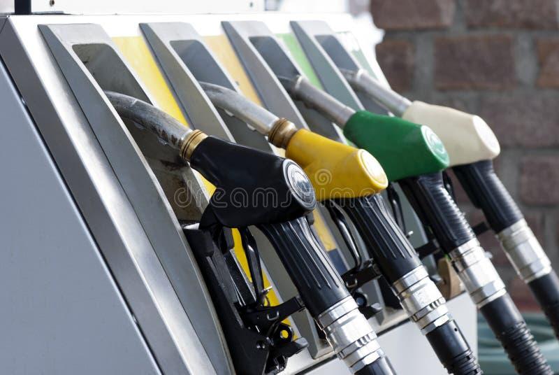 αντλία αερίου στοκ εικόνα