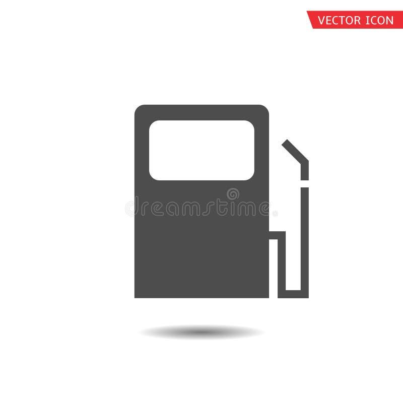 Αντλία καυσίμων βενζίνης απεικόνιση αποθεμάτων