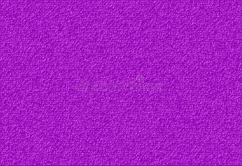 Ανώμαλος αφηρημένος διανυσματικός γραφικός υποβάθρου ύφους καμβά στη βιολέτα απεικόνιση αποθεμάτων