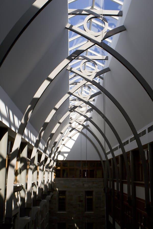 Ανώτατη αρχιτεκτονική πρωτοπορίας στοκ εικόνα με δικαίωμα ελεύθερης χρήσης