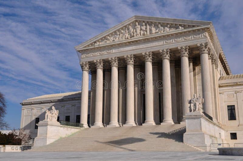 Ανώτατο δικαστήριο στοκ εικόνες