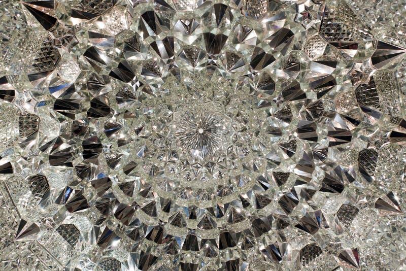ανώτατο κρύσταλλο στοκ φωτογραφία