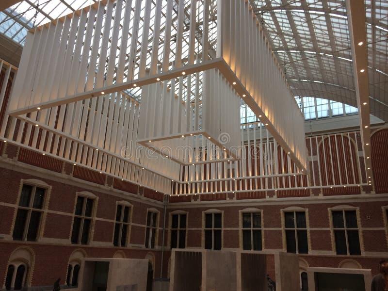 Ανώτατο όριο εισόδων Rijskmuseum στοκ φωτογραφία με δικαίωμα ελεύθερης χρήσης