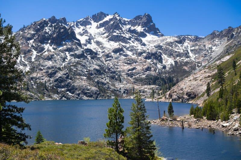 Ανώτερη λίμνη σαρδελλών στοκ φωτογραφία με δικαίωμα ελεύθερης χρήσης