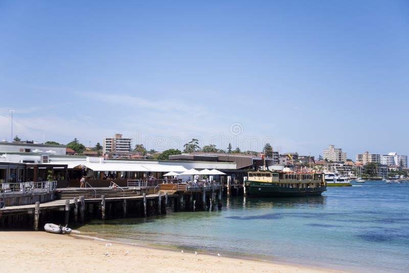 Ανδρική παραλία στο Σίδνεϊ Αυστραλία στοκ φωτογραφία με δικαίωμα ελεύθερης χρήσης
