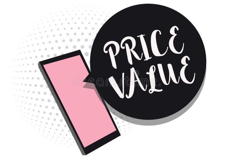 Αξία τιμών κειμένων γραψίματος λέξης Επιχειρησιακή έννοια για τη στρατηγική που θέτει το κόστος πρώτιστα αλλά όχι αποκλειστικά τη απεικόνιση αποθεμάτων
