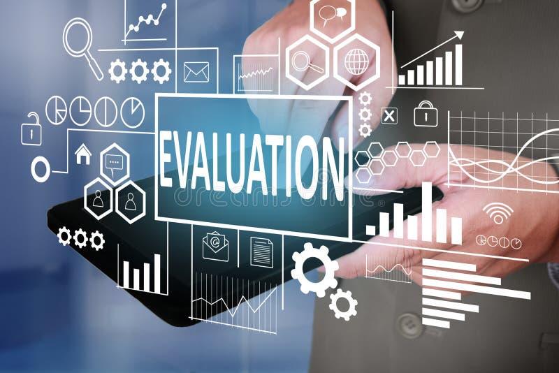 Αξιολόγηση στην επιχειρησιακή έννοια απεικόνιση αποθεμάτων