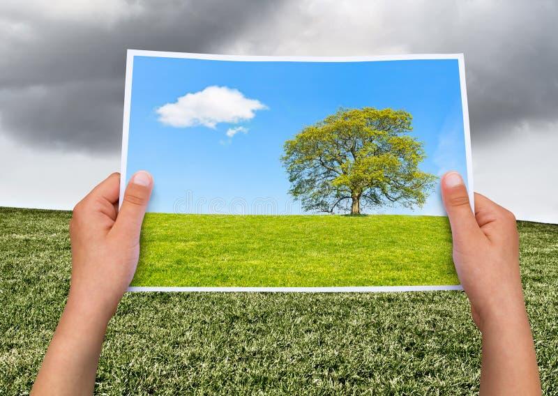 Αξιοσημείωτη βροχή εικόνων εναντίον του ήλιου στοκ φωτογραφία με δικαίωμα ελεύθερης χρήσης