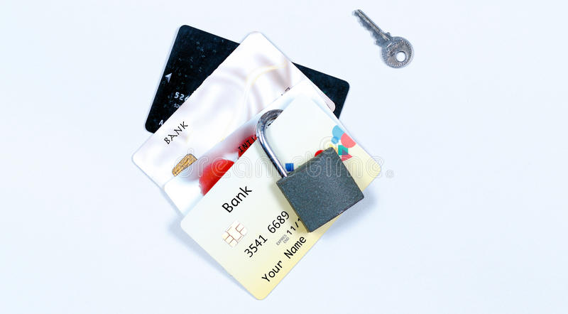 Απάτη τραπεζικών καρτών στοκ φωτογραφία με δικαίωμα ελεύθερης χρήσης