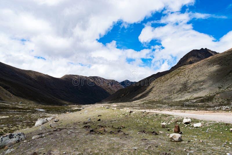 Απίστευτο βόρειο Sikkim, Ινδία στοκ φωτογραφίες με δικαίωμα ελεύθερης χρήσης