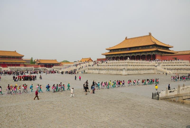 Απαγορευμένοι τουρίστες πόλεων στοκ φωτογραφία με δικαίωμα ελεύθερης χρήσης