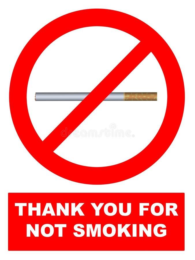 Απαγόρευση του καπνίσματος στοκ εικόνες με δικαίωμα ελεύθερης χρήσης