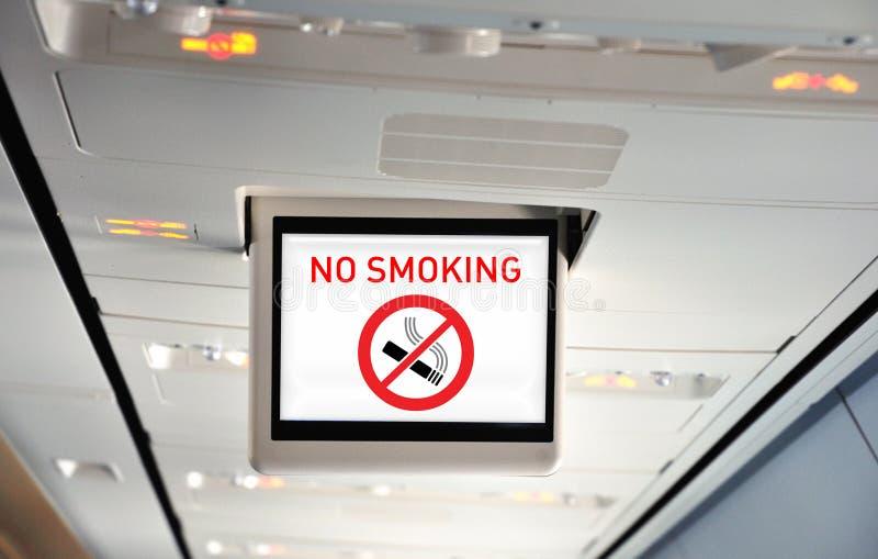 απαγόρευση του καπνίσμα&t στοκ εικόνες