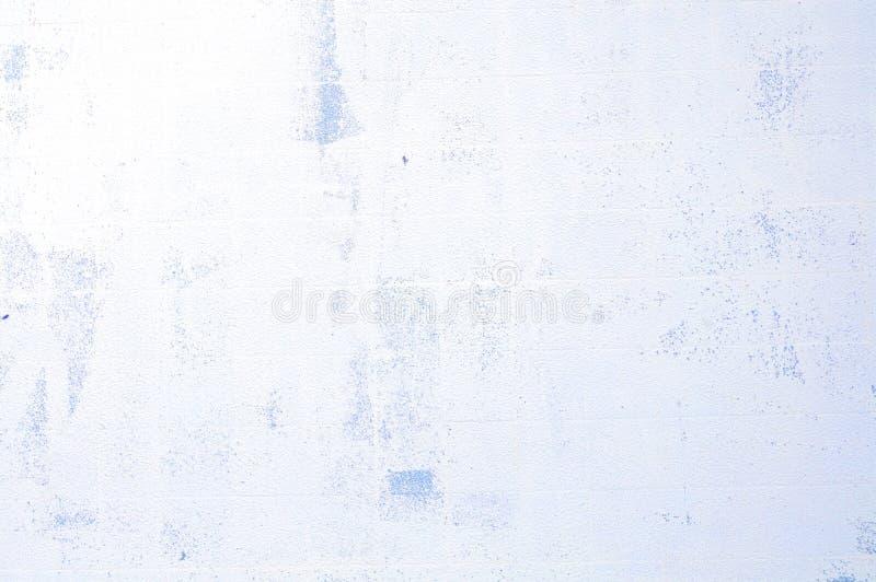 Απαλό μπλε φόντο τοίχου grunge με γρατζουνιές στοκ εικόνες με δικαίωμα ελεύθερης χρήσης
