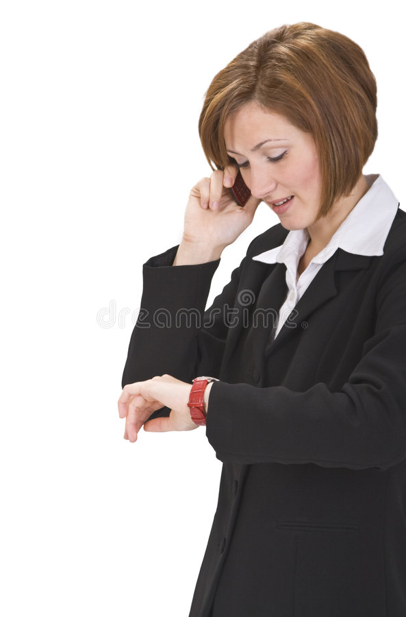 απασχολημένη κλήση στοκ εικόνες