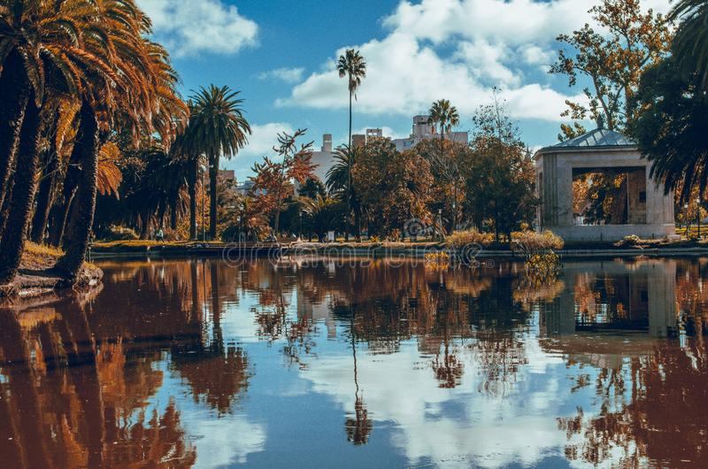 Απεικονίζει το πάρκο rodo στοκ εικόνα