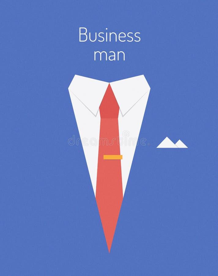 Απεικόνιση έννοιας επιχειρησιακών ηγετών διανυσματική απεικόνιση