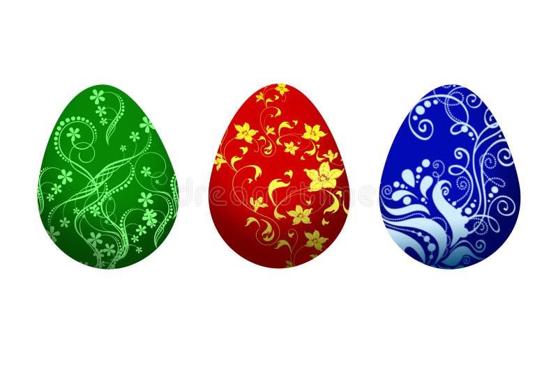 απεικόνιση αυγών Πάσχας απεικόνιση αποθεμάτων