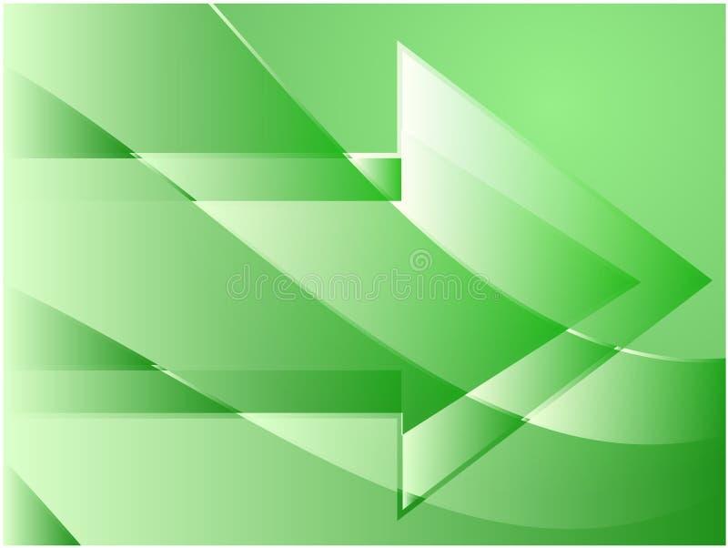 απεικόνιση βελών διανυσματική απεικόνιση