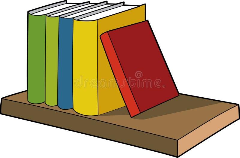 απεικόνιση βιβλίων ελεύθερη απεικόνιση δικαιώματος