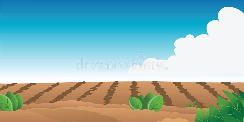 Αγροτικός τομέας απεικόνιση αποθεμάτων