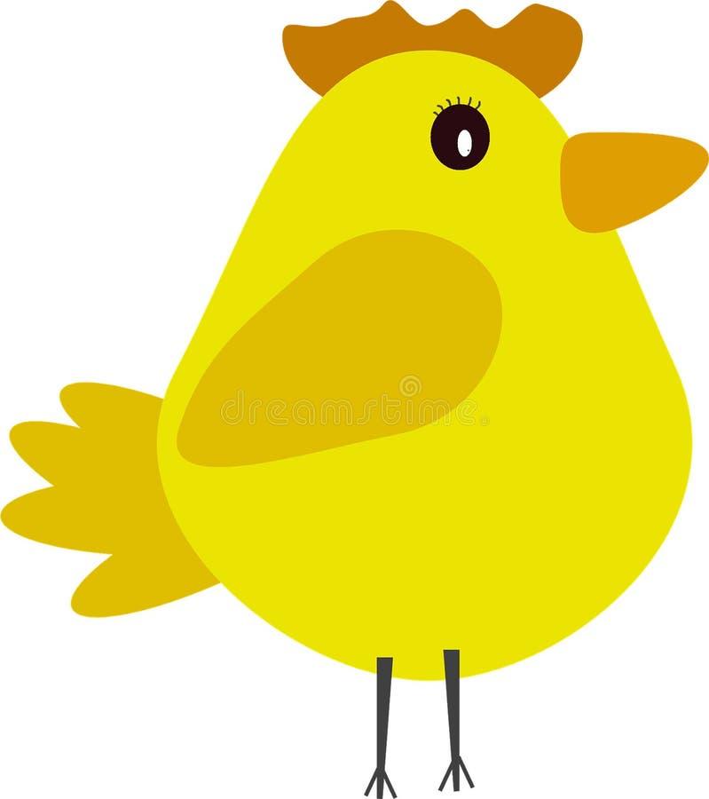 Απεικόνιση κοτόπουλου στοκ φωτογραφία με δικαίωμα ελεύθερης χρήσης