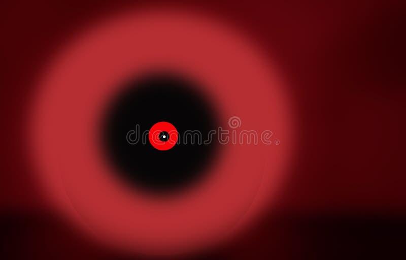 Απεικόνιση της αστρικής πυρηνικής σύντηξης ελεύθερη απεικόνιση δικαιώματος