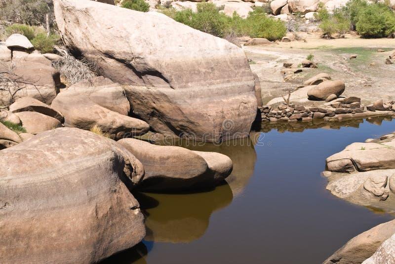 Απεικόνιση της λίμνης στοκ φωτογραφία με δικαίωμα ελεύθερης χρήσης