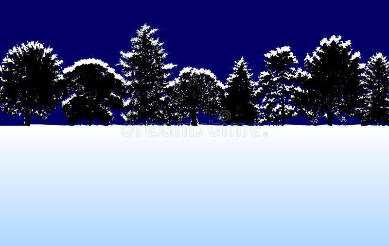 Απεικόνιση Χριστουγέννων Δωρεάν Στοκ Εικόνα