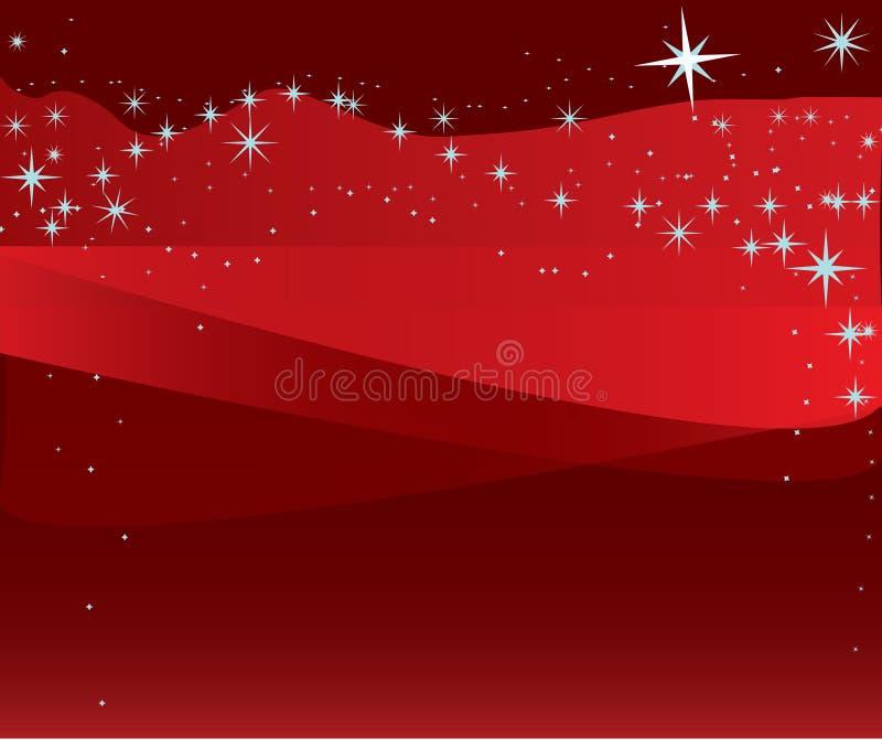 απεικόνιση Χριστουγέννων διανυσματική απεικόνιση